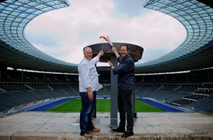 Kochparty Cooking Club Olympiastadion