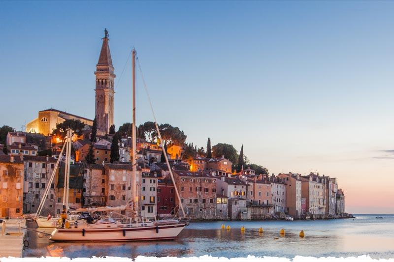 Kulinarisches Gastland Istrien