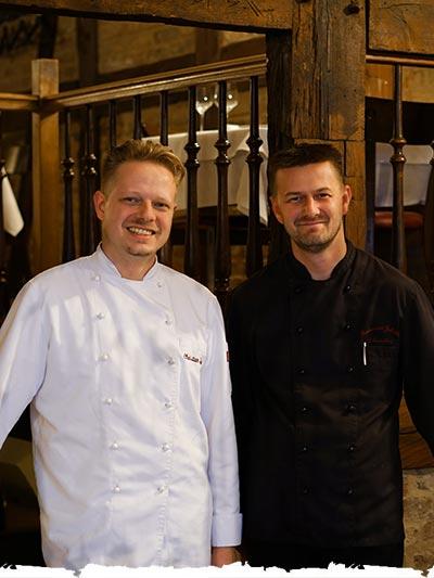 Christian Weber & Carsten Rettschlag