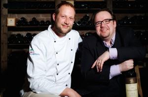 Stefan Hartmann und Bernhard Moser