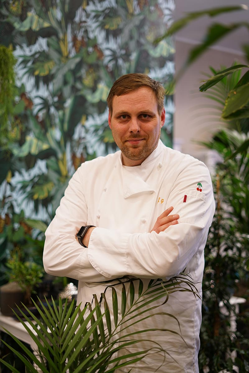 eat! berlin 2018 Florian Glauert Crumble in the jungle © Pia Negri