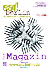 eat! berlin Magazin Titel 2018