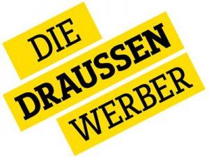 eat! berlin Sponsor Logo DIE DRAUSSEN WERBER