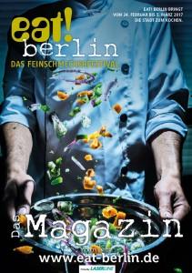 eat berlin Feinschmeckerfestival, Magazintitel
