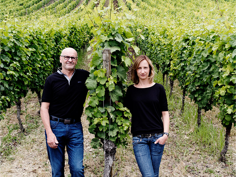 Horst & Sandra Sauer