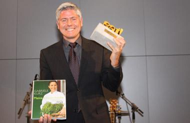 Kochbuchpreis 2011