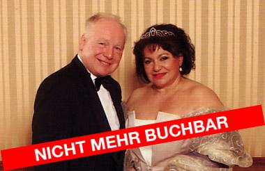 Hans Hermann Katte und Theophana Prinzessin von Sachsen