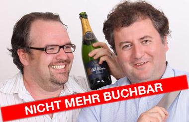 Sternekoch Sigi Danler und Bernhard Moser