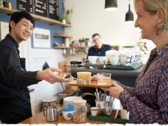 Tasting und Tartes im BUDDE KAFFEE