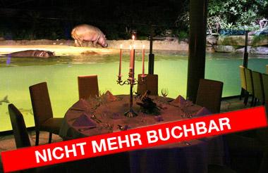 Kulinarischer Abend mit Nilpferddame Kathi